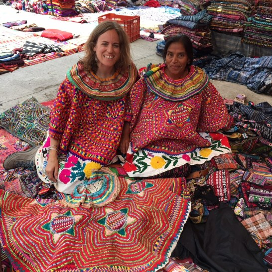 Textile Market in Panahajel, I found a true treasure from San Mateo Ixtatan